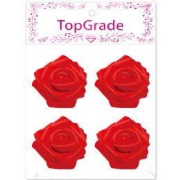 96 of Foam Rose In Red