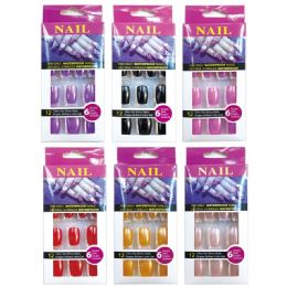 96 of Nail Assorted Color