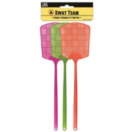 96 of 3 Piece Fly Swatter