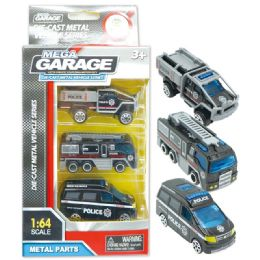 96 of 3 Piece Vehicle Set