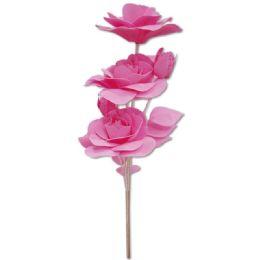 24 of Foam Flower In Pink