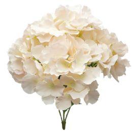 24 of Hydrangea Bouquet In Peach