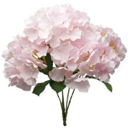 24 of Hydrangea Bouquet In Pink