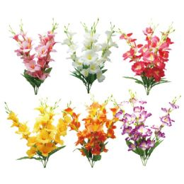 24 of Flower Head In Assorted Color