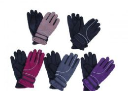36 of Waterproof Cold Weather Women Men Gloves Wrist Leashes