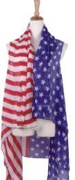 120 of American Flag Patriotic Shawl Wrap Cardigan July 4 USA Stars Stripes Open Kimono Cardigan, Long Vest Scarf