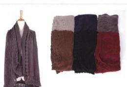 18 of Womens Soft Open Pashmina Shawl Winter Sleeveless Cardigan Vest Warm Knit Shrug