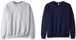 24 of Mens Mix Brands Colors And Sizes Irregular Sweat Shirts, Mix Closeout Lots