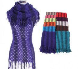 60 of Women Fringe Knit Top