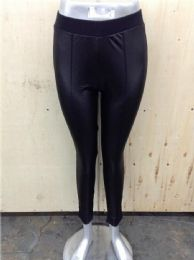 48 of Womens Faux Leather Leggings Stretch Pleather Pants