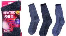 60 of Mens Heated Sock