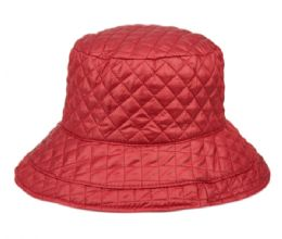 12 of Quilted Stitch Rain Bucket Hat