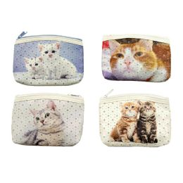 48 of Kittens Coin Purse