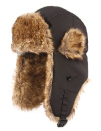 12 of Winter Faux Fur Bomber Trapper Hat