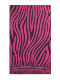 36 of Cashmere Feel Leopard Scarf Assorted Color