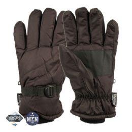 12 of Mens Waterproof Ski Glove With Thermal Fleece Lining