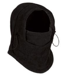 24 of Fleece Winter Flexible Mask In Black