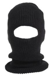 24 of Knit Ninja Winter Mask in Black