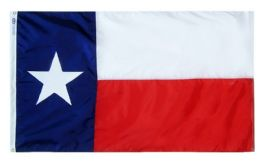 72 of Texas Flag