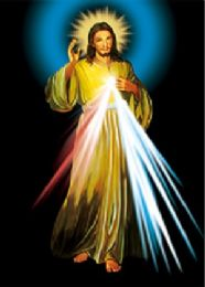 40 of 3D Picture Jesus With Blessing From The Heart