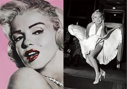 40 of 3D Picture Marilyn Monroe