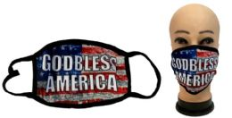 36 of Godbless America Face Cover
