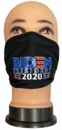 36 of Black Color Trump PPE Cloth Mask President Biden