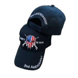 12 of Liberty Or Death Hat Adjustable Size