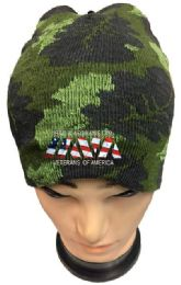 36 of Iraq And Afghanistan Veterans Camo Winter Beanie