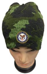 36 of United State Veteran Camo Winter Beanie