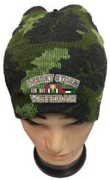 36 of Desert Storm Veteran Camo Winter Beanie