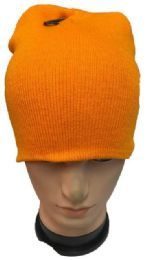 48 of Orange Winter Beanie