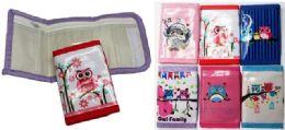 72 of Owl Tri Fold Kids Wallet