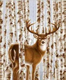 5 of Queen Size Blanket With Deer