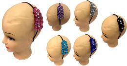 96 of Crystal Flower Hair Band
