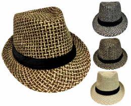 36 of Straw Fedora Hat