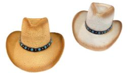 12 of Cowboy Hat With Aquamarine Hat Band