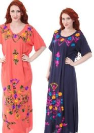 12 of Rayon Plus Size Long Maxi Dresses With Sleeves