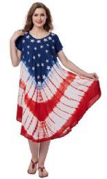 12 of Plus Size USA Rayon Umbrella Dresses