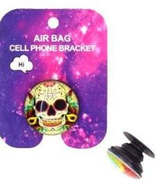 60 of Sugar Skull Collapsible Phone Tablet Grip And Stand