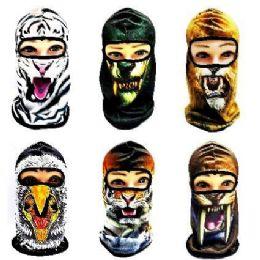 36 of Animal Print Ninja Face Mask
