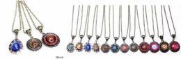 120 of Necklace with Mandala style