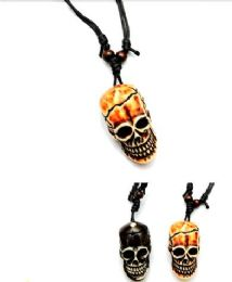 120 of Skull Necklace