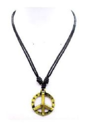 120 of Peace Sign Necklacea