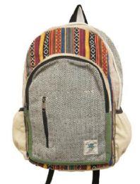 5 of Handmade Hemp Backpack