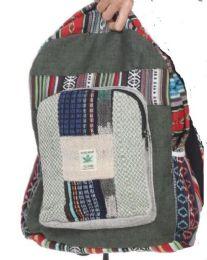 5 of Hemp Handmade Backpacks