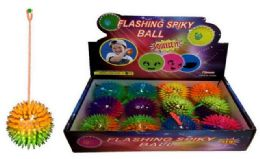 72 of Spike Light Up Ball