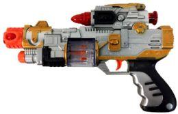 96 of Light Up Flashing Toy Gun