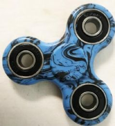 60 of Black Blue Graphic Fidget Spinners