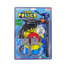 24 of Team Police Play Set